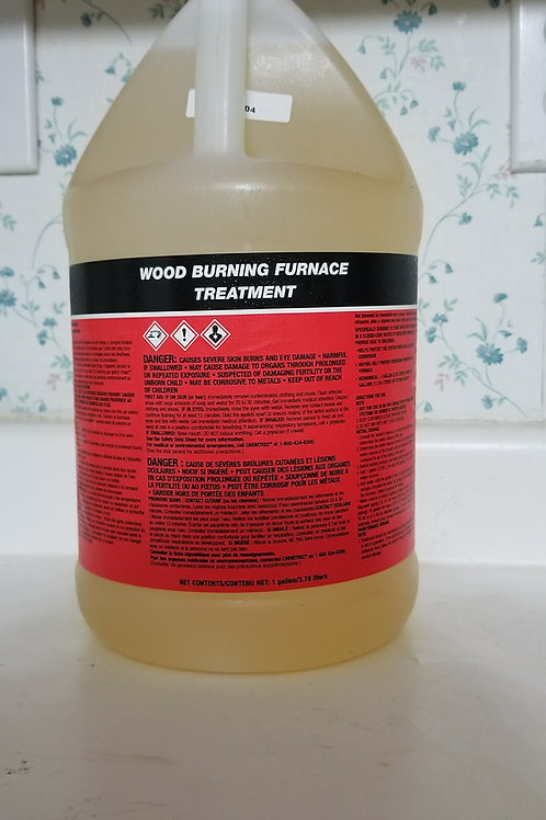 Certified Boiler Treatment - Wood Furnace Water Treatment