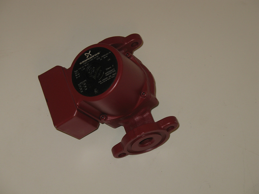 Outdoor Wood Furnace Pump - Boiler Parts