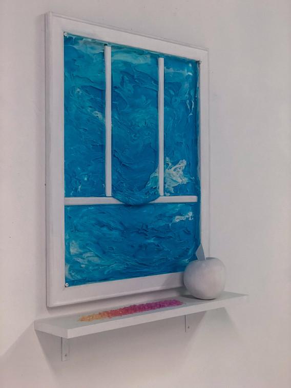 Blue Window and Unicorn Cocaine