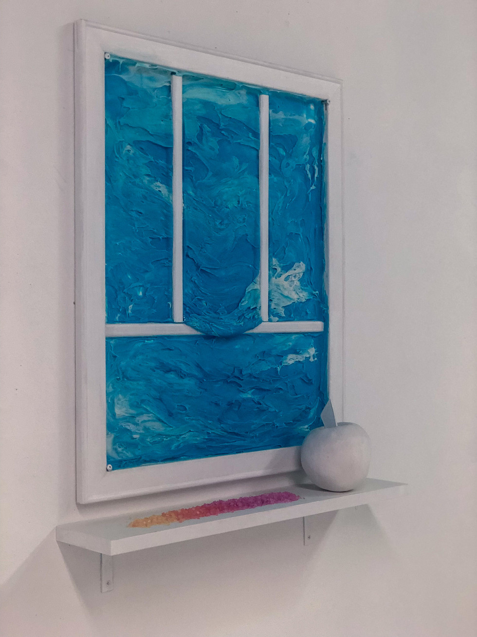 Blue Window and Unicorn Cocaine