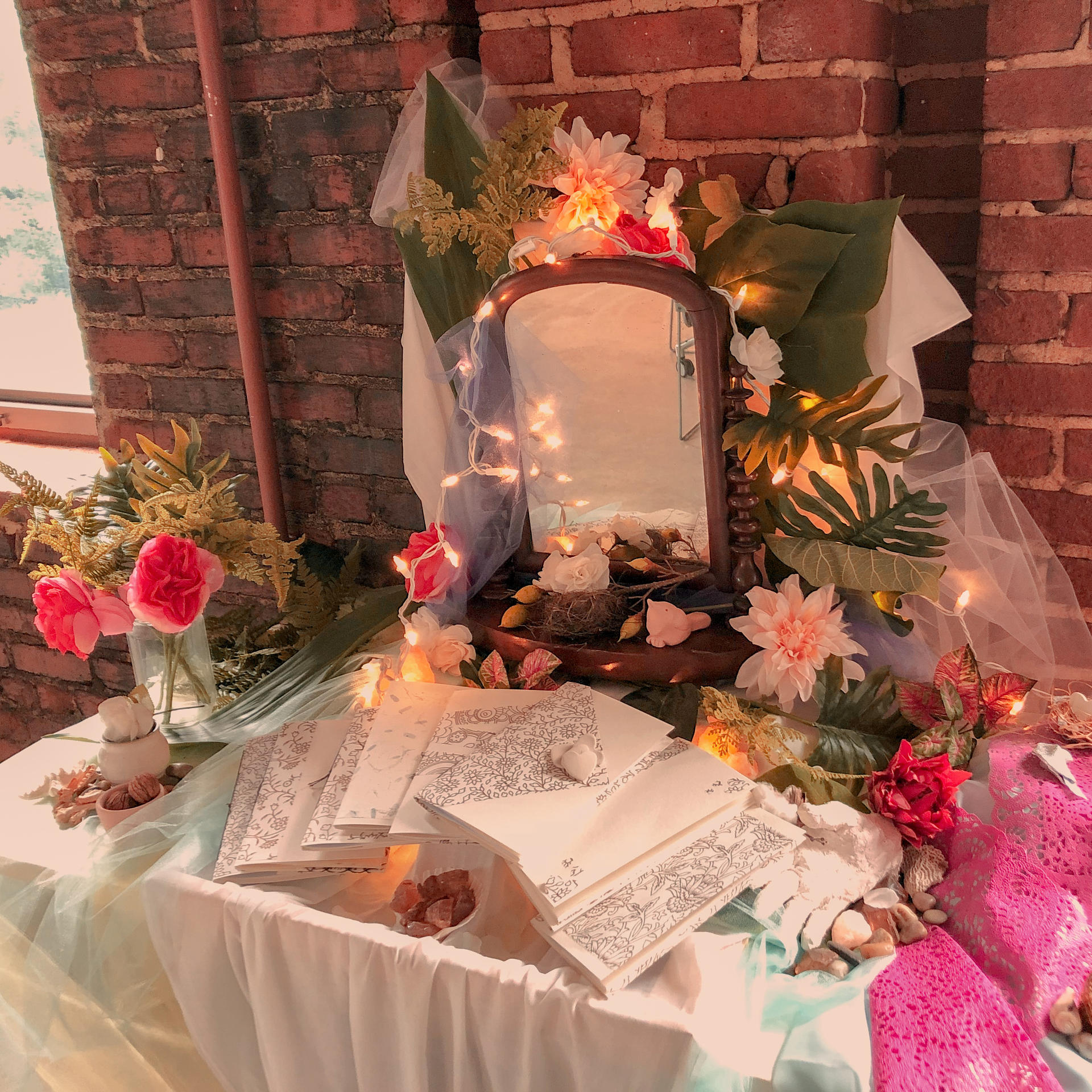Reflection Altar