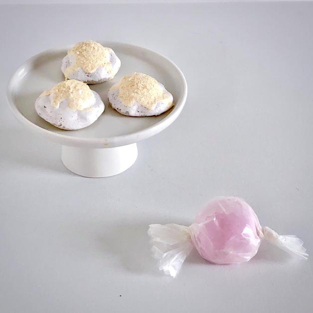 Salt Cakes & Clay Candy