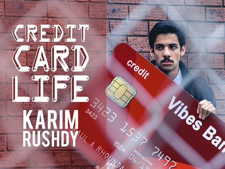 """""""Credit Card Life"""" by Karim Rushdy (Official Music Video)"""