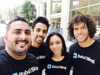 Bahai' Blog Team.jpg