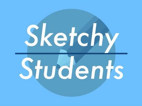 Sketchy Students - a Webseries about Universities Finest