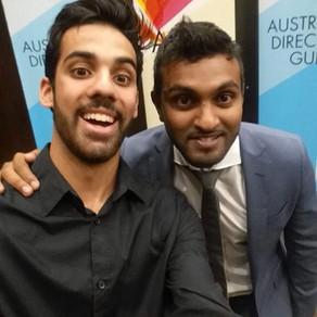 I Met Nazeem Hussain!