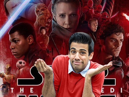 The Last Jedi (2017) - Film Review by Jordan Raj