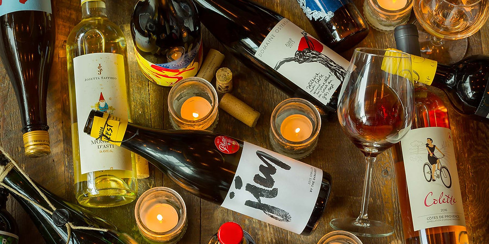 GATHER EXPERIENCE - Wine Social