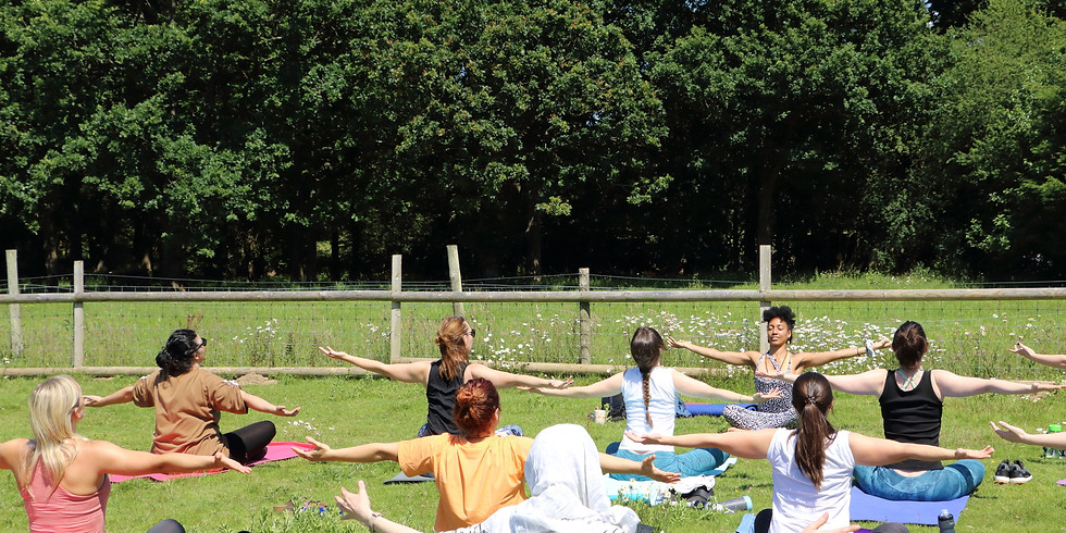 Gather Experience - Wellbeing Day (West Sussex)
