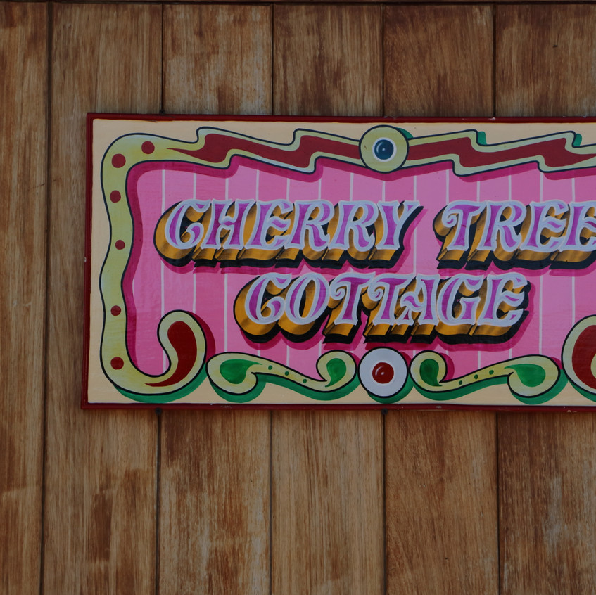 Welcome to Cherry Tree Cottage!