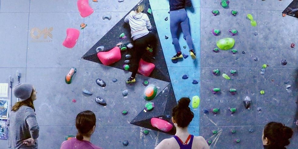 Gather Social - Climbing 🙋🏼♂️🙋🏾🙋🏻♀️