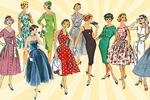 Vintage Clothing and Textile Show & Sale