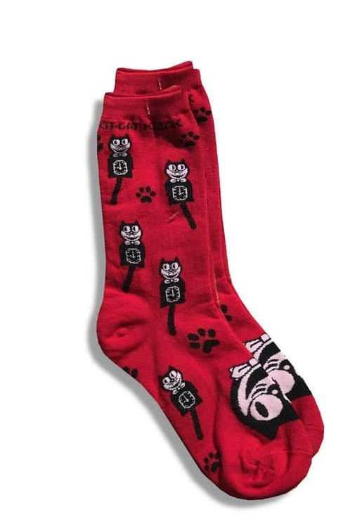 Kit-Cat Socks