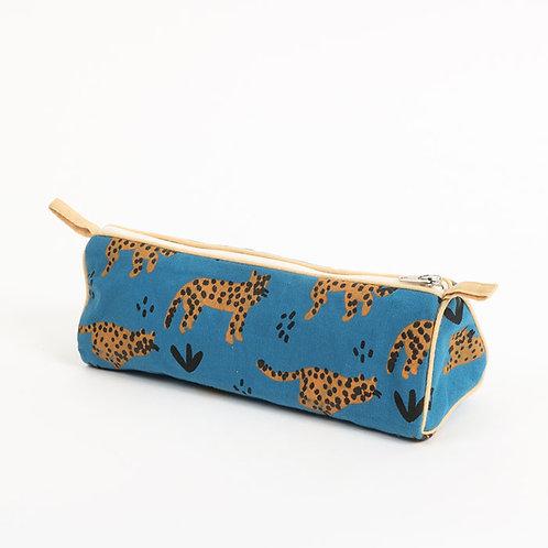 Cheetah Pencil Case  - Trade Aid