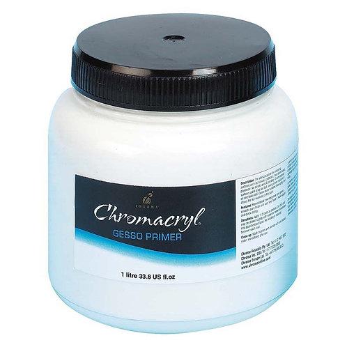 Chromacryl Gesso 1 litre