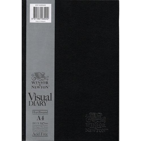 A4 Winsor & Newton Hardbound Visual Diary