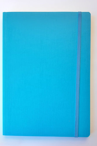 Fabriano Ecoqua Dotted Journal A5 - Turquoise