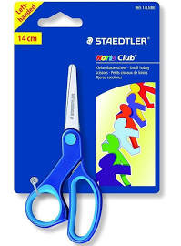 Staedtler Small Hobby Scissors - Left Handed