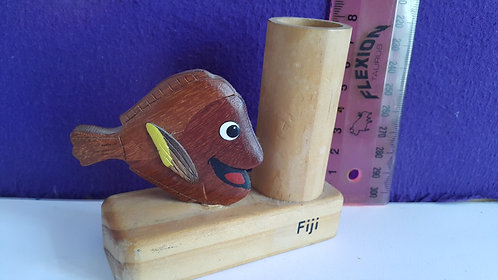Fun Little Wooden Fishy Holder