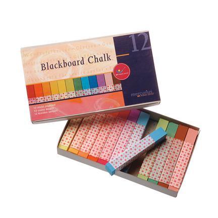 Blackboard Chalk - Mercurius - Box of 12