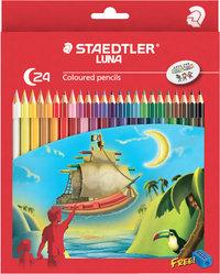 Staedtler Luna Coloured Pencils - 24
