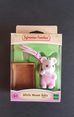 Sylvanian Baby Pendant - Mouse