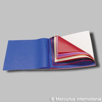 Japanese Silk Paper - 16x16cm - 240 sheets - assorted colours