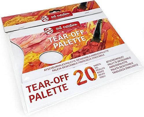 Talens Art Creation Tear-Off Palette