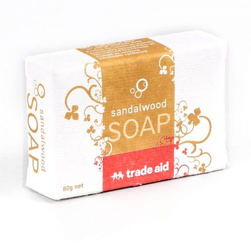 Trade Aid Soap 80g bar