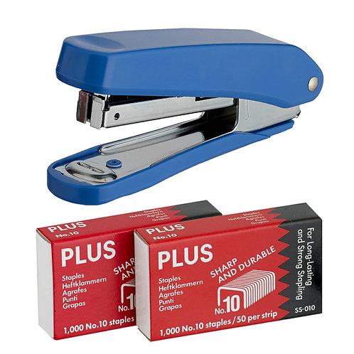 Medium-sized stapler with 2,000 staples