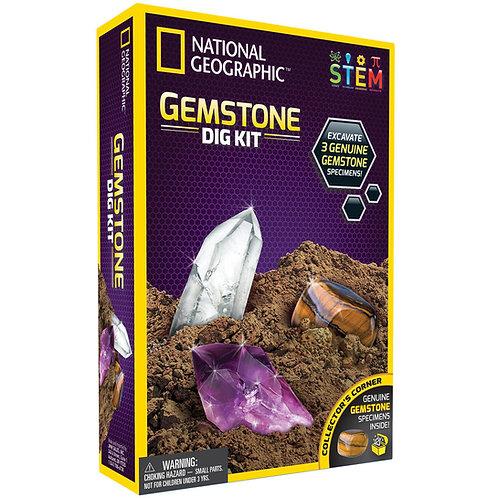 National Geographic Gem/Geodes Kits