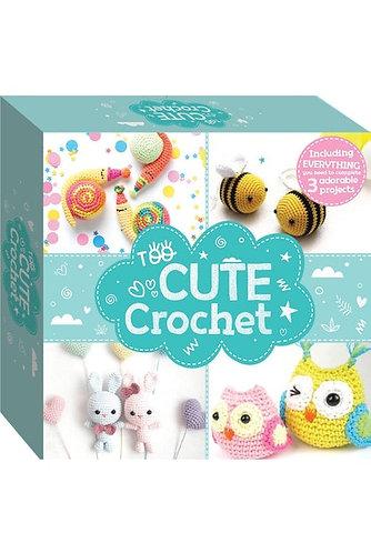 Hinkler Too Cute Crochet Kit