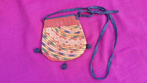 Small Shoulder Bag - Guatemalan Handmade #6