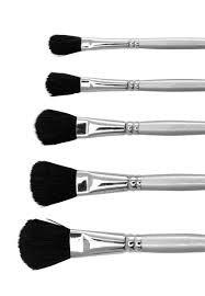 Jasart Brush - Goat mop brush - Various sizes (various prices)