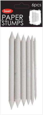 Jasart Paper Stumps - 6 pack