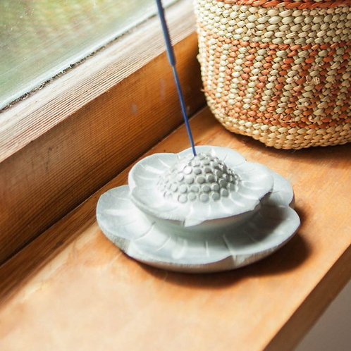 Trade Aid Flower Incense Holder