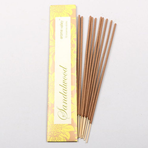 Aromoa Valley Incense Sticks - Fair Trade