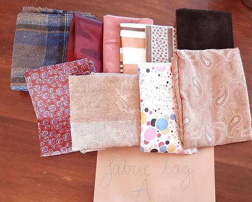 Unique Fabric sets - assorted
