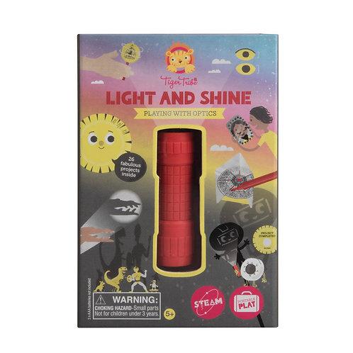 Light & Shine - Science kit