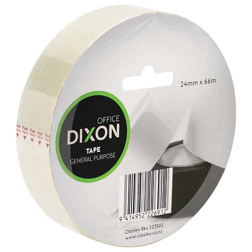 Dixon General Tape - Large roll