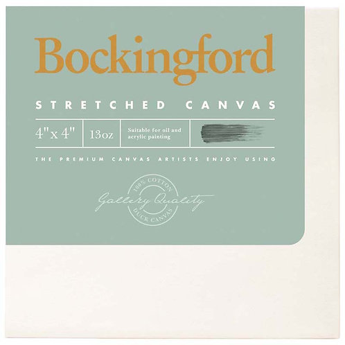 Bockingford Stretched Canvas 10 x 10cm