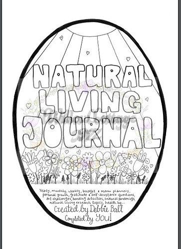 PDF Natural Living Journal