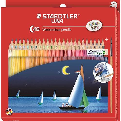 Staedtler Luna Watercolour Pencils - 48