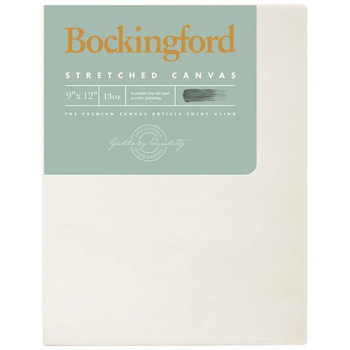 Bockingford Stretched Canvas