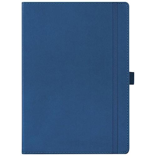 A5 Undated Planner - Hardback - Blue