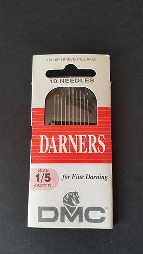 Pack of 10 Needles - Darners DMC