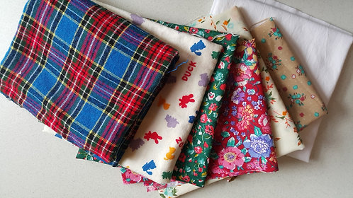Fabric Set - A