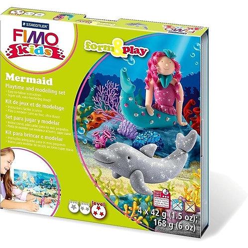 Fimo Kids - Form & Play kits - Monster or Mermaid