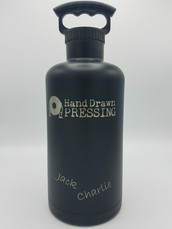 64oz double walled beverage growler