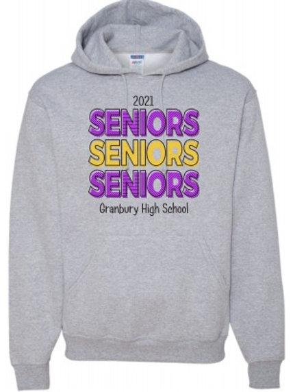 JERZEES - NuBlend® Hooded Sweatshirt